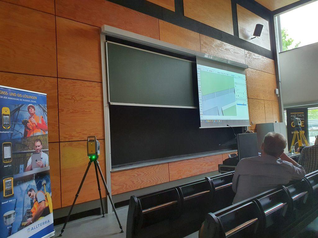 """Thomas Seipt, von der Firma AllTerra Deutschland GmbH, Vortrag """"Terrestrisches Laserscanning und BIM""""_07"""