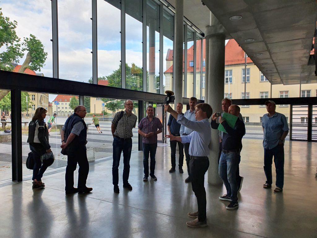 """Thomas Seipt, AllTerra Deutschland GmbH, Augmented-Reality-System """"Trimble SiteVision""""_02"""